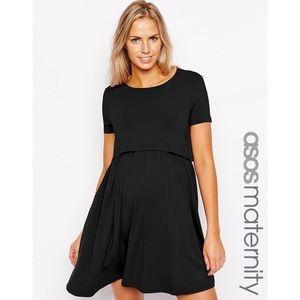 NWT Asos sleeveless maternity dress